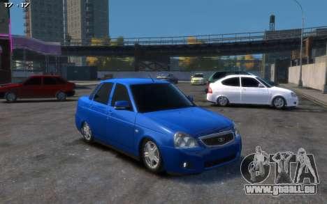 Lada 2170 pour GTA 4