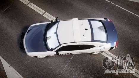 Dodge Charger 2006 Sheriff Dukes [ELS] pour GTA 4 est un droit