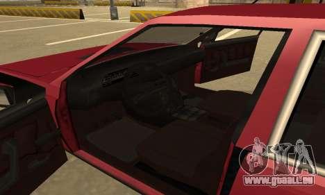 FSO Polonez 1500 für GTA San Andreas Unteransicht