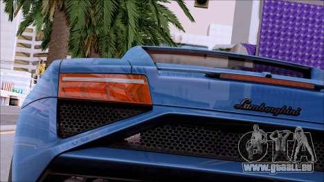 ClickClacks ENB V1 pour GTA San Andreas douzième écran