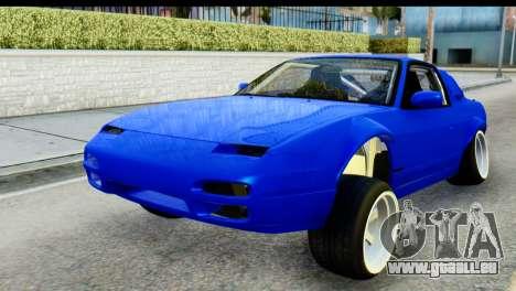 Nissan 240SX pour GTA San Andreas