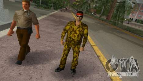 Camo Skin 19 für GTA Vice City