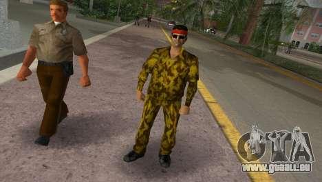 Camo Skin 19 für GTA Vice City