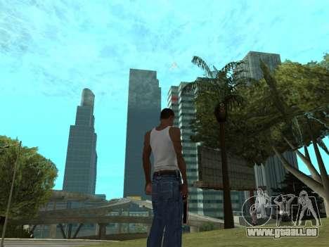 Pas Attaleia vue pour GTA San Andreas deuxième écran