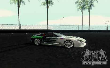 Toyota Supra VCDT pour GTA San Andreas