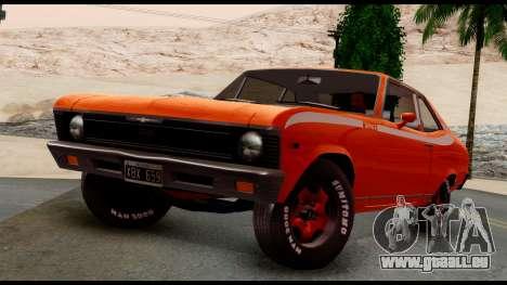 Chevrolet Series 2 1973 für GTA San Andreas