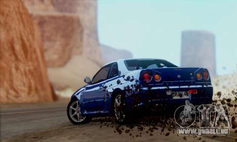 GTA 5 Effects pour GTA San Andreas huitième écran