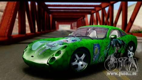 TVR Tuscan S 2001 pour GTA San Andreas