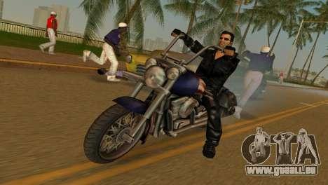 Tommi Black Skin für GTA Vice City zweiten Screenshot