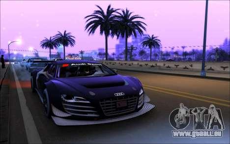 Whim NY ENB pour GTA San Andreas deuxième écran
