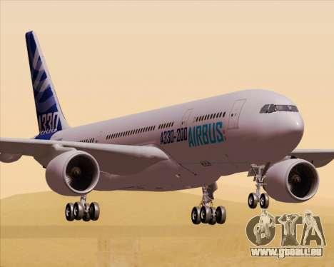 Airbus A330-200 Airbus S A S Livery für GTA San Andreas