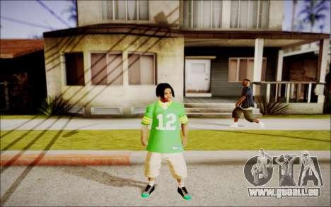 Ghetto Skin Pack pour GTA San Andreas huitième écran