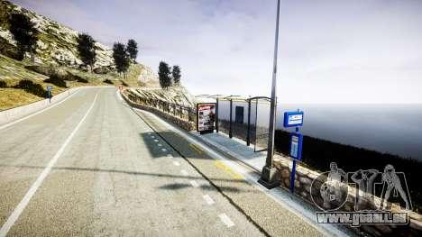 Karte der französischen Riviera v1.2 für GTA 4 siebten Screenshot