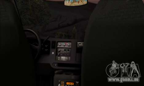 Chevrolet Exspress Ambulance für GTA San Andreas rechten Ansicht