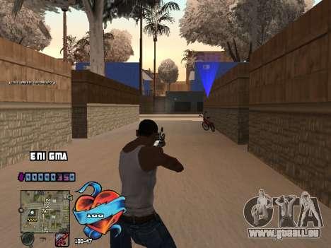 C-PALETTE de Cœur pour GTA San Andreas