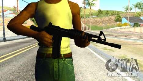 Fort 227 pour GTA San Andreas troisième écran