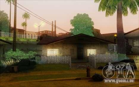 SA_nVidia: Edition Captures D'Écran pour GTA San Andreas cinquième écran