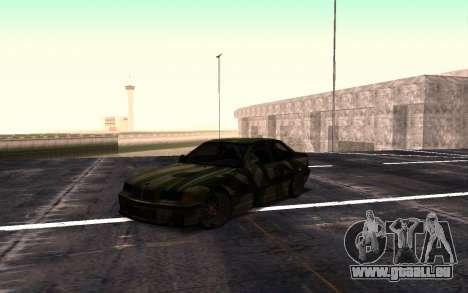 BMW M3 E36 Hunter für GTA San Andreas