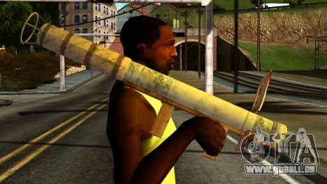 Firework Launcher from GTA 5 pour GTA San Andreas