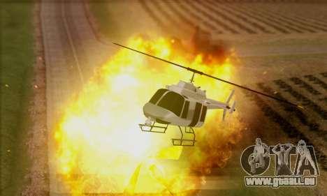 GTA 5 Effects pour GTA San Andreas deuxième écran