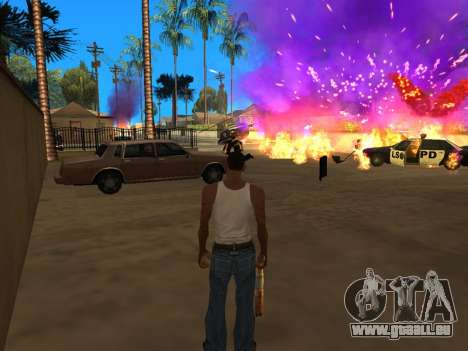 Fagot Funny Effects 1.1 pour GTA San Andreas