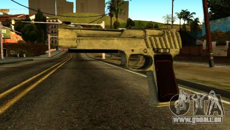 Desert Eagle from GTA 5 pour GTA San Andreas