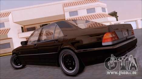 ClickClacks ENB V1 für GTA San Andreas elften Screenshot