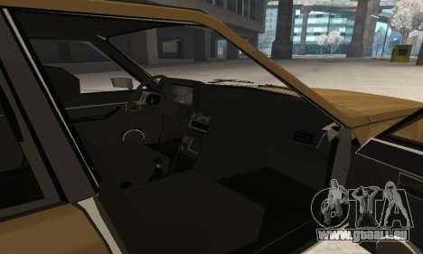 Renault 18 pour GTA San Andreas salon