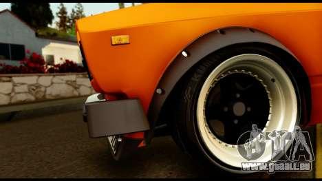 VAZ 2105 JDM für GTA San Andreas Rückansicht