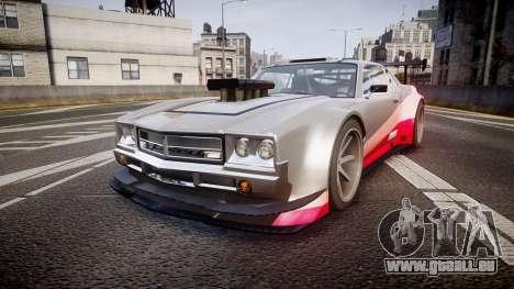 Declasse Sabre GT-R für GTA 4