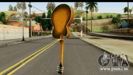 New Baseball Bat für GTA San Andreas zweiten Screenshot