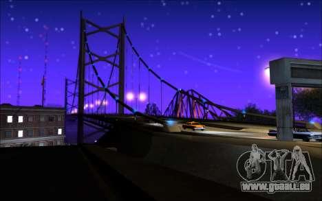 Whim NY ENB pour GTA San Andreas quatrième écran