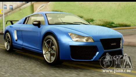 GTA 5 Obey 9F Coupe IVF pour GTA San Andreas