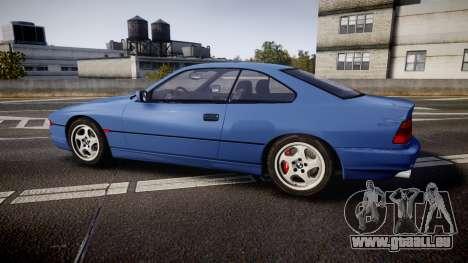 BMW E31 850CSi 1995 [EPM] für GTA 4 linke Ansicht