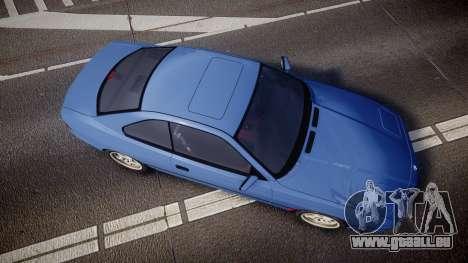 BMW E31 850CSi 1995 [EPM] für GTA 4 rechte Ansicht