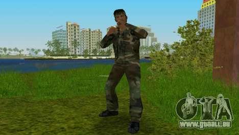 Original VC Camo Skin GTA Vice City pour la deuxième capture d'écran
