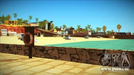 ENB Autumn pour GTA San Andreas quatrième écran