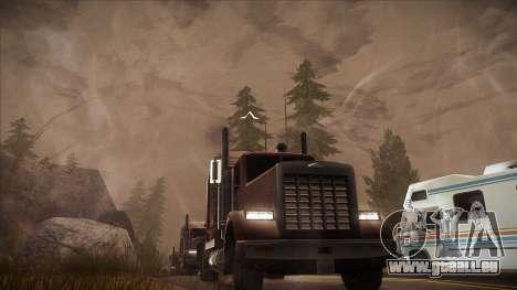 ENB Autumn pour GTA San Andreas septième écran