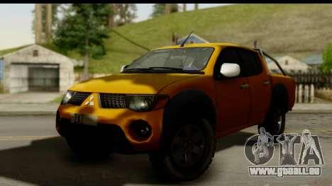 Mitsubishi L200 Triton v1.0 pour GTA San Andreas