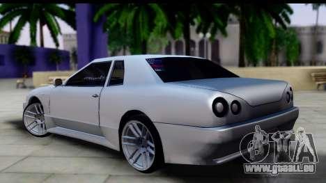 Elegy S14 für GTA San Andreas linke Ansicht