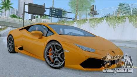 ClickClacks ENB V1 pour GTA San Andreas troisième écran