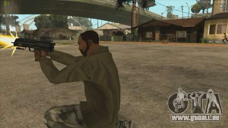 MP7 from Killing floor für GTA San Andreas zweiten Screenshot