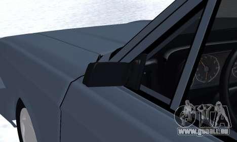 Peykan Separ Joshan 1600 für GTA San Andreas Motor