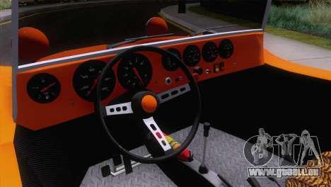 Volkswagen Dune Buggy 1975 für GTA San Andreas Seitenansicht