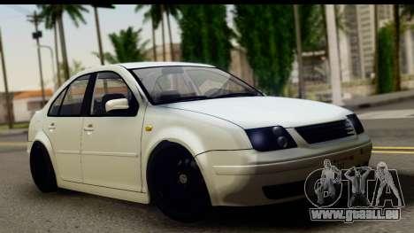 Volkwagen Jetta Mk4 für GTA San Andreas
