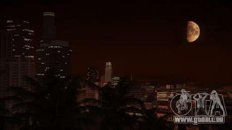 ENB Autumn pour GTA San Andreas troisième écran