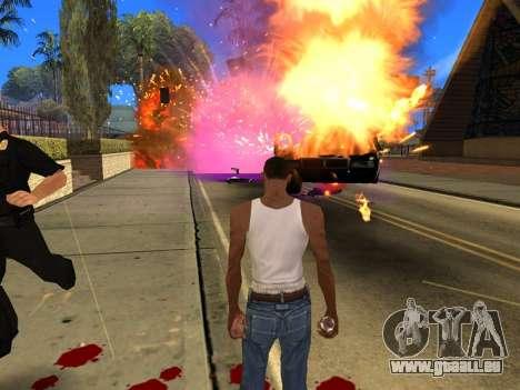 Fagot Funny Effects 1.1 für GTA San Andreas siebten Screenshot