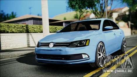 Volkswagen Jetta 2015 pour GTA San Andreas