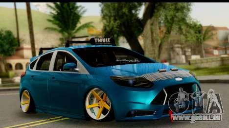 Ford Focus ST für GTA San Andreas