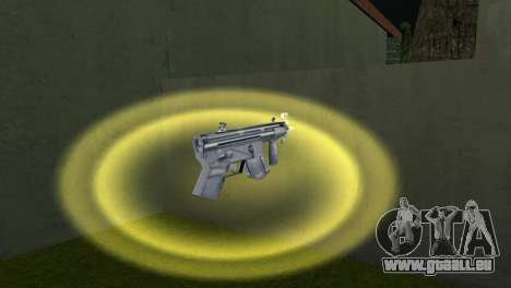 Mp5 Short für GTA Vice City Screenshot her